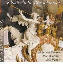 Klösterliche Barockmusik, CD