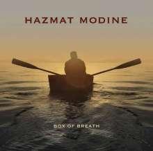 Hazmat Modine: Box Of Breath (signiert, exklusiv für jpc), CD