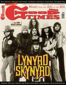 Zeitschriften: GoodTimes - Music from the 60s to the 80s Juni/Juli 2019, Zeitschrift
