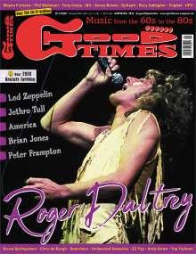 Zeitschriften: GoodTimes - Music from the 60s to the 80s August/September 2019, Zeitschrift