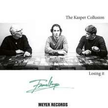 The Kasper Collusion: Losing It (signiert), LP