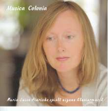 Marie-Luise Hinrichs - Musica Colonia, CD