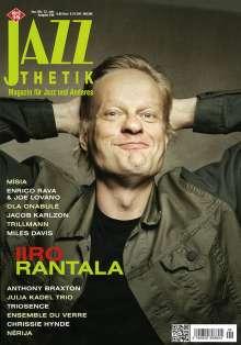 Zeitschriften: Jazzthetik - Magazin für Jazz und Anderes September/Oktober 2019, Zeitschrift