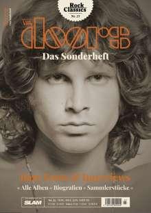 Zeitschriften: ROCK CLASSICS - Sonderheft 27: THE DOORS, Zeitschrift