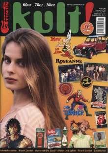 Zeitschriften: kult! 21 (by GoodTimes) 60er ° 70er ° 80er, Zeitschrift