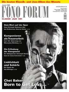 Zeitschriften: FonoForum Januar 2020, Zeitschrift