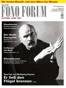Zeitschriften: FonoForum März 2020, Zeitschrift