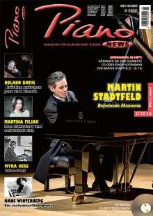 Zeitschriften: PIANONews - Magazin für Klavier & Flügel (Heft 2/2020), Zeitschrift