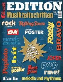 Zeitschriften: GoodTimes - Edition Musikzeitschriften Nr. 1 - 1/2020, Zeitschrift
