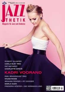 Zeitschriften: Jazzthetik - Magazin für Jazz und Anderes März/April 2020, Zeitschrift