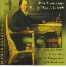 Musik am Hofe König Max I.Joseph von Bayern, CD
