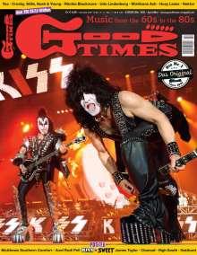 Zeitschriften: GoodTimes - Music from the 60s to the 80s April/Mai 2020, Zeitschrift