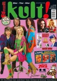 Zeitschriften: kult! 22 (by GoodTimes) 60er ° 70er ° 80er, Zeitschrift