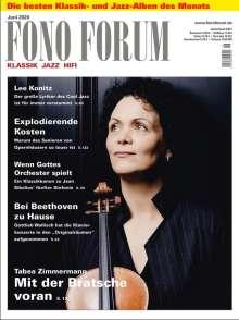 Zeitschriften: FonoForum Juni 2020, Zeitschrift