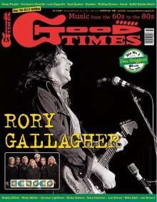 Zeitschriften: GoodTimes - Music from the 60s to the 80s Juni/Juli 2020, Zeitschrift