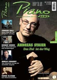 Zeitschriften: PIANONews - Magazin für Klavier & Flügel (Heft 4/2020), Zeitschrift