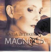 Katja Werker: Magnolia 2.0 (signiert), CD