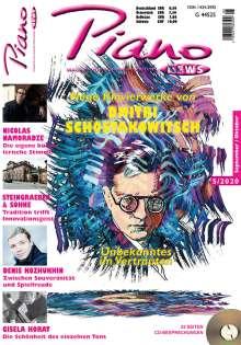 Zeitschriften: PIANONews - Magazin für Klavier & Flügel (Heft 5/2020), Zeitschrift