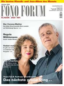 Zeitschriften: FonoForum Oktober 2020, Zeitschrift