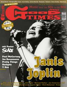 Zeitschriften: GoodTimes - Music from the 60s to the 80s Oktober/November 2020, Zeitschrift
