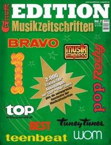 Zeitschriften: GoodTimes - Edition Musikzeitschriften Nr. 2 - 2/2020, Zeitschrift