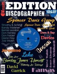 Zeitschriften: GoodTimes - Edition Vol. 14 - Discographien Nr. 2/2020, Zeitschrift