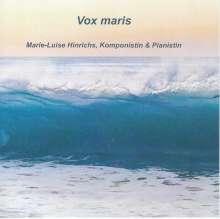 Marie-Luise Hinrichs - Vox Maris, CD