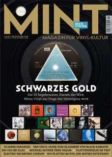 Zeitschriften: MINT - Magazin für Vinyl-Kultur No. 39, Zeitschrift