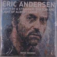Eric Andersen: Birth Of A Stranger: Shadow And Light Of Albert Camus (signiert), LP