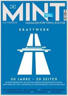 Zeitschriften: MINT - Magazin für Vinyl-Kultur No. 40, Zeitschrift