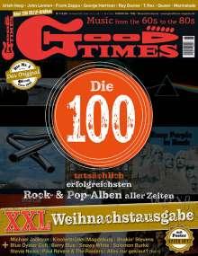 Zeitschriften: GoodTimes - Music from the 60s to the 80s Dezember/Januar 2021, Zeitschrift