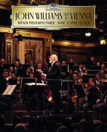 Anne-Sophie Mutter & John Williams - In Vienna (Deluxe-Ausgabe mit Blu-ray) (von Anne-Sophie Mutter signiert), 1 CD und 1 Blu-ray Disc