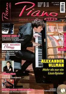 Zeitschriften: PIANONews - Magazin für Klavier & Flügel (Heft 1/2021), Zeitschrift