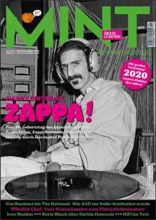 Zeitschriften: MINT - Magazin für Vinyl-Kultur No. 41, Zeitschrift