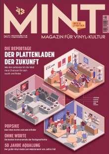 Zeitschriften: MINT - Magazin für Vinyl-Kultur No. 43, Zeitschrift