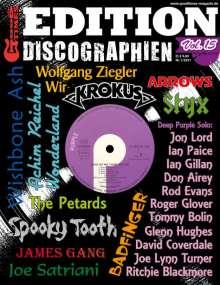 Zeitschriften: GoodTimes - Edition Vol. 15 - Discographien Nr. 1/2021, Zeitschrift