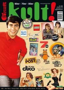Zeitschriften: kult! 24 (by GoodTimes) 60er ° 70er ° 80er, Zeitschrift