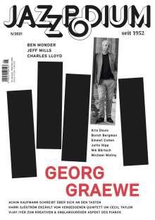 Zeitschriften: JazzPodium 05/2021, Zeitschrift