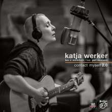 Katja Werker: Contact Myself 2.0 (180g) (handsigniert), LP