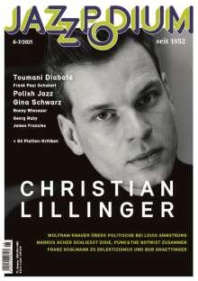 Zeitschriften: JazzPodium 06-07/2021, Zeitschrift
