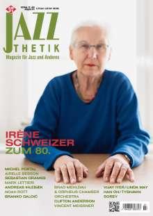 Zeitschriften: Jazzthetik - Magazin für Jazz und Anderes Juli/August 2021, Zeitschrift