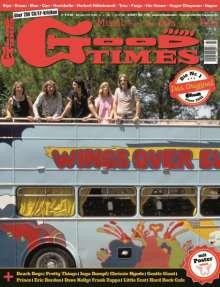 Zeitschriften: GoodTimes - Music from the 60s to the 80s August/September 2021, Zeitschrift