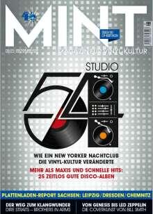 Zeitschriften: MINT - Magazin für Vinyl-Kultur No. 46, Zeitschrift