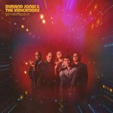 Durand Jones & The Indications: Private Space (Limited Edition) (Red Nebula Vinyl), LP