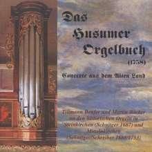 Das Husumer Orgelbuch (1758) - Concerte aus dem Alten Land, CD