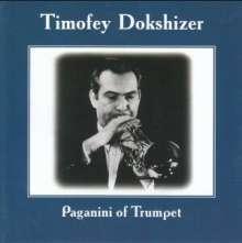 Timofey Dokshitser - Paganini of Trumpet, CD