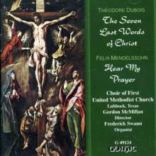 Theodore Dubois (1837-1924): Les Sept Paroles du Christ, CD