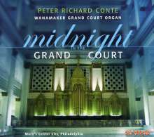 Peter Richard Conte - Midnight in the Grand Court, CD