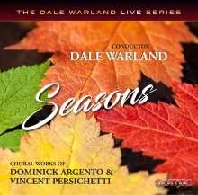 Dale Warland Singers - Seasons, CD