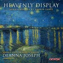Georgia State University Singers - Heavenly Display, CD